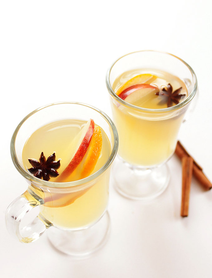 Mulled White Wine - Robust Recipes